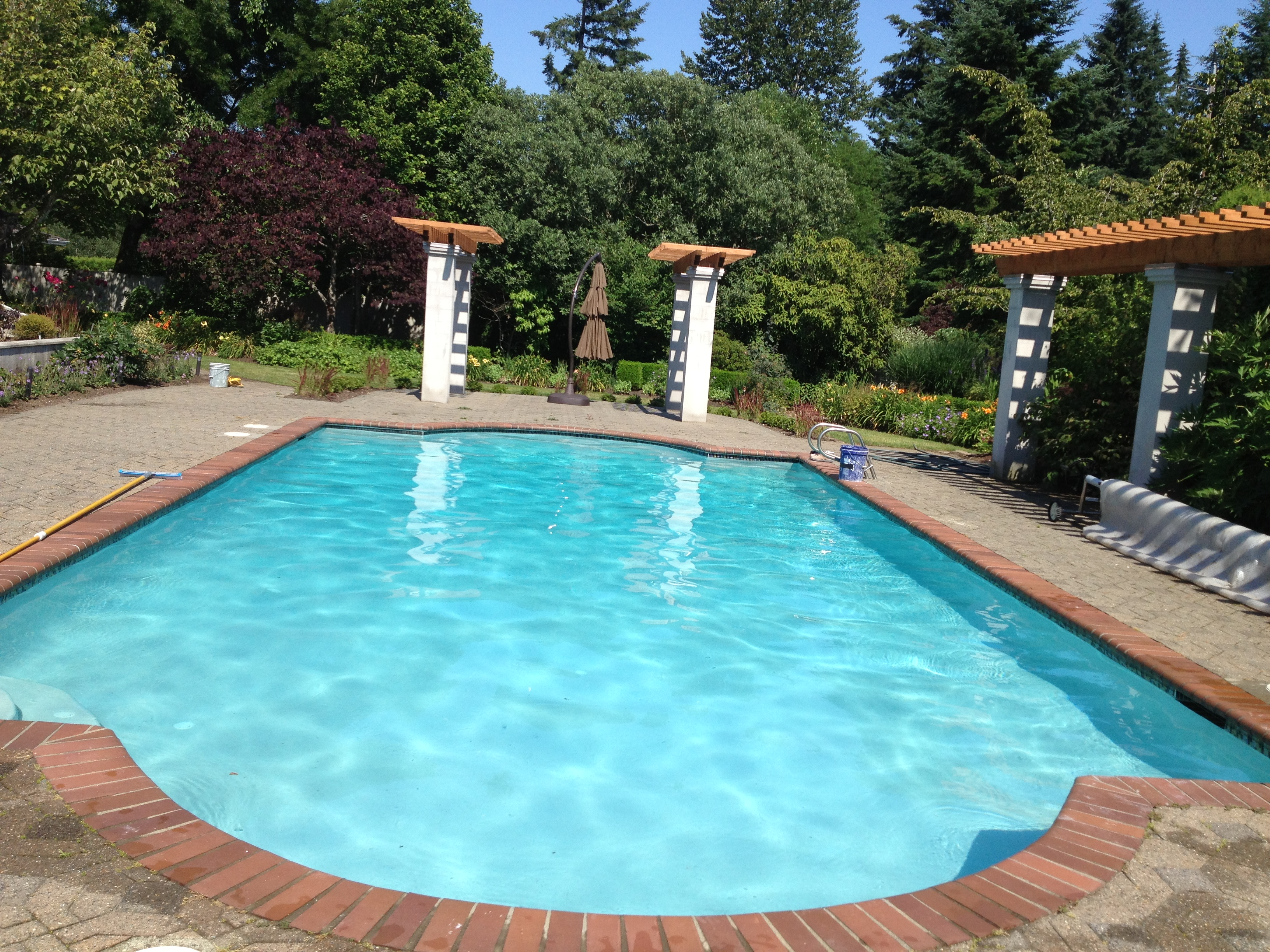 Seattle pool spa builder local swimming pool contractors for Local swimming pool companies